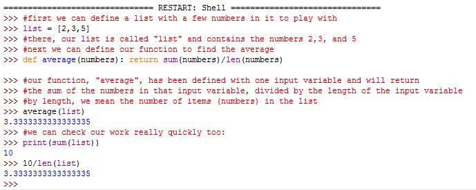 Intro Python 1: Functions & String Formatting - 440 Analytics